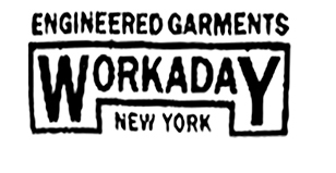 Engineered Garments Workaday New York