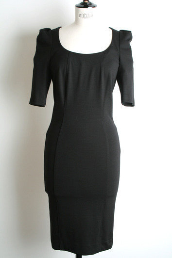 Classic Stretch Dress.