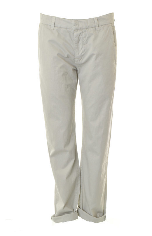 Classic Straight pants- Clay