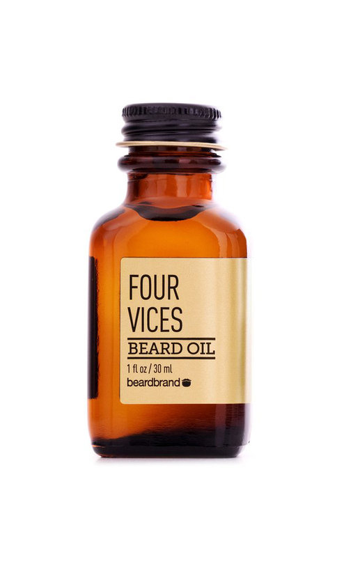 Beard Oil - Four Vices