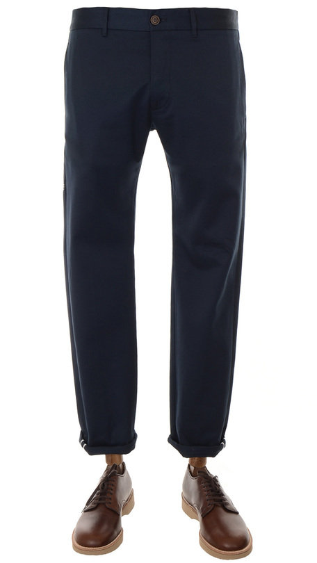 Piatto Pant - Navy