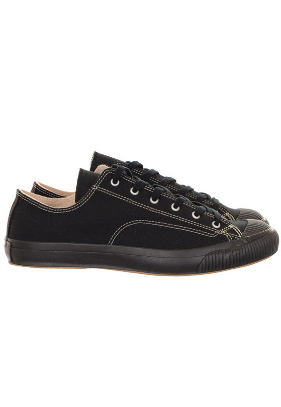 Shellcap Low Sneakers - Kuro/Black