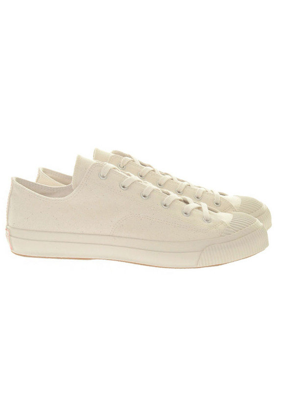 Shellcap Low Sneakers - Kinari+Offwhite