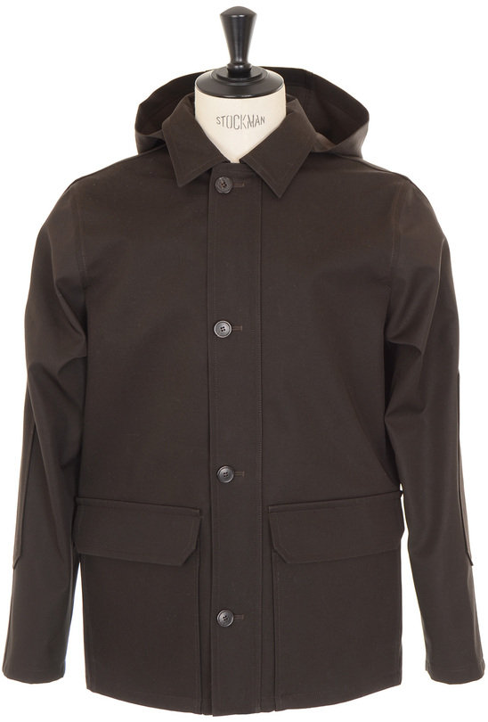 Lane District Parka - Brown
