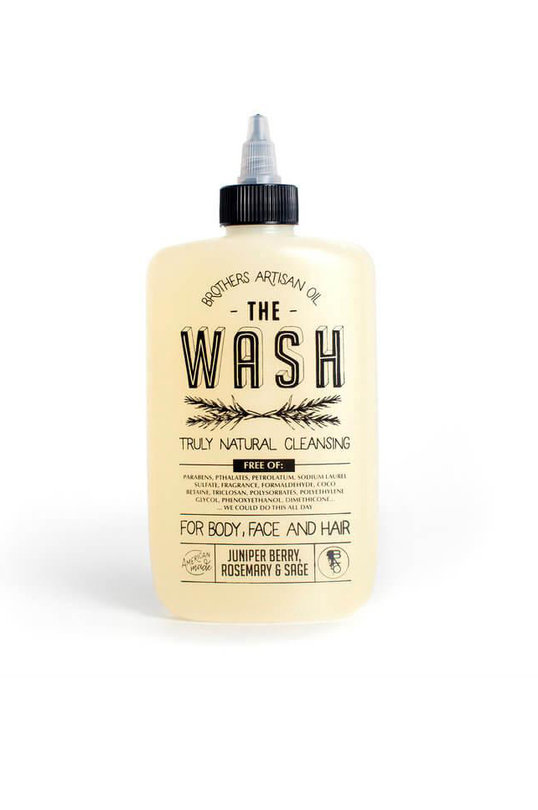 The Wash - Juniper Berry, Rosemary & Sage