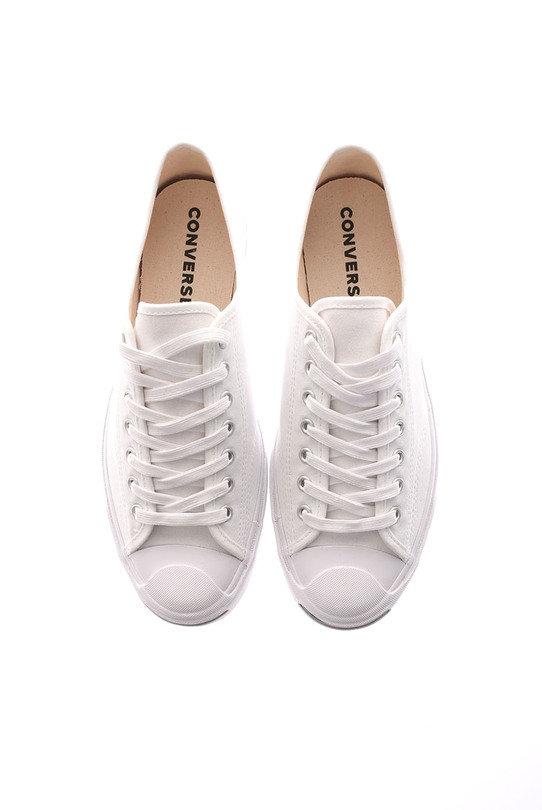 JP OX White/White/Black - White