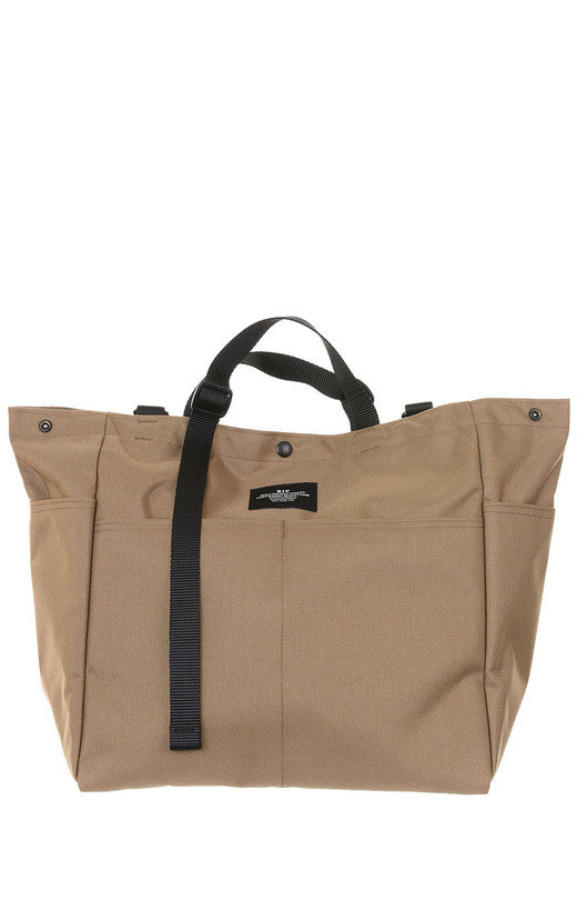Carry-All Beach Bag Nylon - Khaki