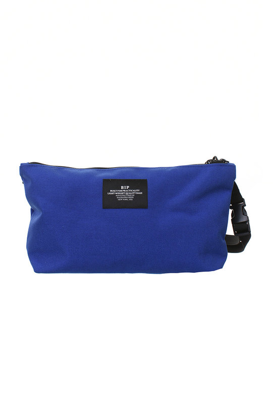Fannypack Crossbody Nylon - Royal Blue