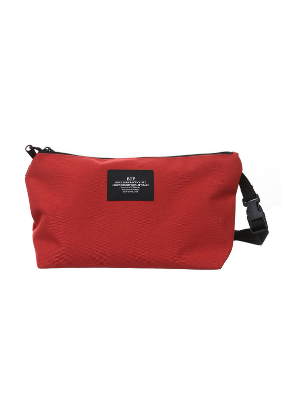 Fannypack Crossbody Nylon - Red