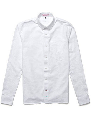 Wash Japanese Oxford White