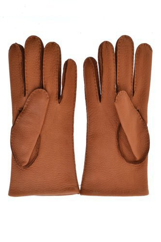 Mens Tan Deerskin