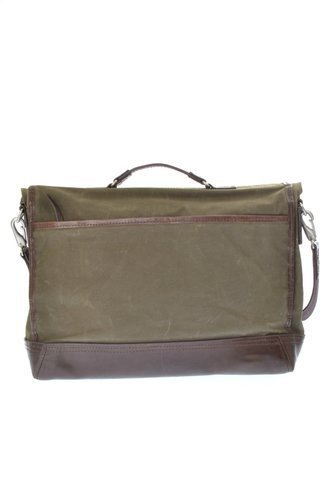 Alfred Work Bag Dark Tan