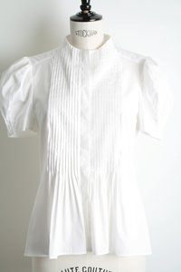 View the Pleated Shirt online at Kafka