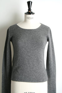 View the Round Neck Sweater online at Kafka
