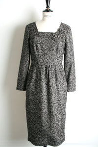 View the Tweed Dress online at Kafka