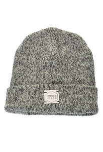 View the Beanie Knitted - Charcoal online at Kafka