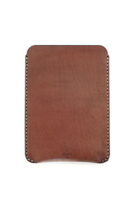 View the iPad Mini Sleeve Brown Latigo online at Kafka