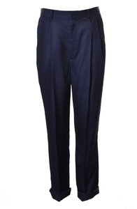View the Sally Pant- Dark Navy online at Kafka