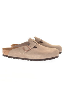 View the Taupe Suede Boston online at Kafka