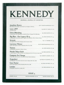 View the Kennedy - Issue 03 online at Kafka