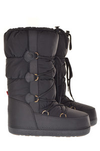 View the Snow Boot- Black online at Kafka