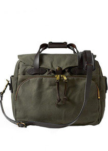 View the Padded Computer Bag - Otter Green online at Kafka