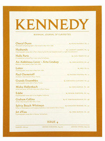 View the Kennedy - Issue 04 online at Kafka
