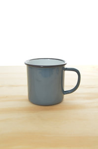 View the Mug - Grey online at Kafka