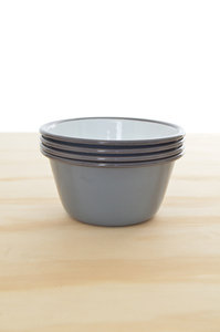 View the Bowl Set - Pigeon Grey online at Kafka