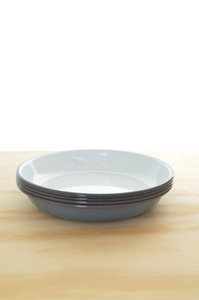 View the Deep Plate - Grey online at Kafka
