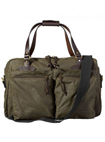 View the 48-Hour Duffle - Otter Green online at Kafka