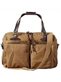 View the 48-Hour Duffle - Dark Tan online at Kafka