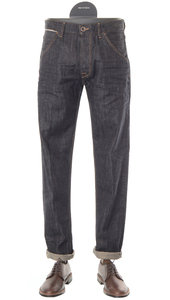 View the Indigo Selvedge Denim - Fly 20032 online at Kafka