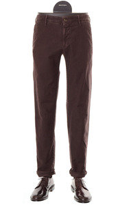 View the Dark Burgundy Cotton Stretch - 1ST603 40478 online at Kafka