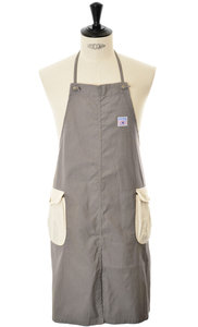 View the Apron BL041 - Grey online at Kafka
