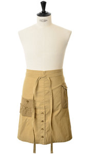 View the Apron BL042 - Beige  online at Kafka
