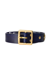 View the Belt SL239 - Navy online at Kafka