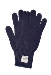 View the Ragg Wool Glove - Navy online at Kafka