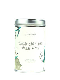 View the Wild Harvested Tea - White Sage/Wild Mint online at Kafka