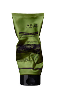 View the Geranium Leaf Body Scrub 180ml online at Kafka