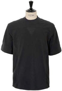 View the Nomad Tee - Black online at Kafka