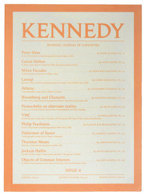 View the Kennedy - Issue 06 online at Kafka