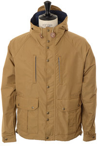 View the Woven Original Cairn Parka - Tan online at Kafka