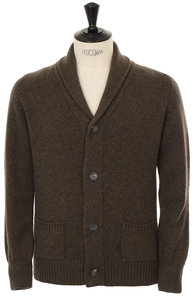 View the Cardigan - Militare online at Kafka