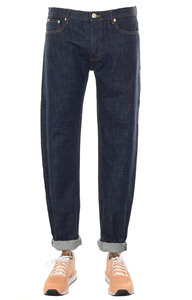 View the Petit New Standard Jean - Indigo online at Kafka