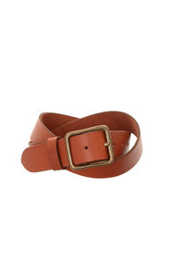 View the Oro Russet Pioneer Leather Belt online at Kafka