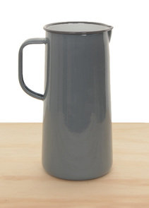 View the 3 Pint Jug Pigeon Grey online at Kafka