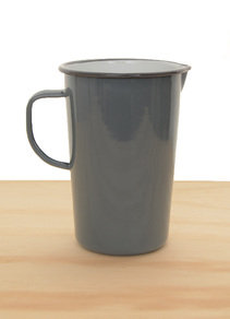 View the 2 Pint Jug Pigeon Grey online at Kafka