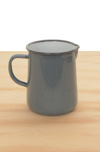 View the 1 Pint Jug Pigeon Grey online at Kafka