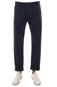 View the New Pences Pant - Navy online at Kafka